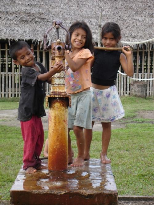 water-wells